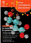 La toxicologie du GHB et de ses précurseurs