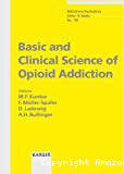 Basic and clinical science of opioid addiction