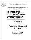 2017 INCSR. Vol.1: Drug and chemical control. Vol.2: Money laundering and financial crimes
