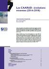 Les CAARUD : évolutions récentes (2014-2018)