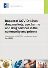 Impact of COVID-19 on drug markets, use, harms and drug services in the community and prisons. Results from an EMCDDA trendspotter study