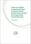 Evolution de la régulation du secteur des jeux d'argent et de hasard en lien avec le projet d'ouverture du capital de La Française des jeux à des investisseurs privés