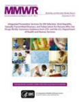 Integrated prevention services for HIV infection, viral hepatitis, sexually transmitted diseases, and tuberculosis for persons who use drugs illicitly: Summary guidance from CDC and the U.S. Department of Health and Human Services