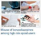 The misuse of benzodiazepines among high-risk opioid users in Europe