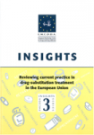 Reviewing current practice in drug-substitution treatment in the European Union
