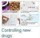 Legal approaches to controlling new psychoactive substances
