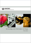 Terminology and information on drugs. Third edition