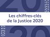 Les chiffres-clés de la Justice 2020