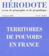 """""""Jeunes de la cité"""" et contrôle du territoire : le cas d'une cité de la banlieue parisienne"""