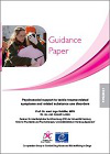 Guidance Paper: Psychosocial support to tackle trauma-related symptoms and related substance use disorders