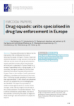 Drug squads: units specialised in drug law enforcement in Europe