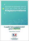Rester en bonne santé tout au long de sa vie #Jagispourmasante. Comité interministériel de la Santé. Dossier de presse - 25 mars 2019