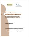 Recovery/remission from substance use disorders: An analysis of reported outcomes in 415 scientific reports, 1868-2011