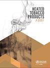 Heated tobacco products: a brief