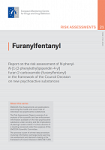 Furanylfentanyl. Report on the risk assessment of N-phenyl-N-[1-(2-phenylethyl)piperidin-4-yl]furan-2-carboxamide (furanylfentanyl) in the framework of the Council Decision on new psychoactive substances