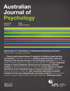 Australian Journal of Psychology