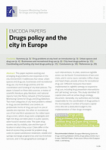 Drugs policy and the city in Europe