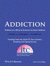 Indicators of cigarette smoking dependence and relapse in former smokers who vape compared with those who do not: findings from the 2016 International Tobacco Control Four Country Smoking and Vaping Survey