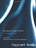 European drug policies: The ways of reform