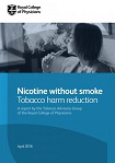 Nicotine without smoke: Tobacco harm reduction. A report by the Tobacco Advisory Group of the Royal College of Physicians