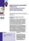 Enquête ATLAS 2016 : principaux résultats (Approvisionnement, lieux d'achat sollicités par les fumeurs français)