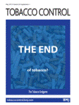 Reducing the nicotine content to make cigarettes less addictive