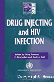 Drug injecting and HIV-1 infection: major findings from the multi-city study