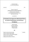 Évaluation de l'impact du #MoisSansTabac au Centre Pénitentiaire de Bordeaux-Gradignan