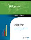 Enquête québécoise sur le cannabis 2018. La consommation de cannabis et les perceptions des Québécois : un portrait prélégalisation
