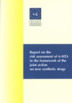 Report on the risk assessment of 4-MTA in the framework of the joint action on new synthetic drugs