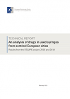 An analysis of drugs in used syringes from sentinel European cities: results from the ESCAPE project, 2018 and 2019