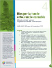 Effets du cannabis fumé sur l'appareil respiratoire et cardiovasculaire