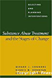 Substance abuse treatment and the stages of change. Selecting and planning interventions