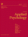 Journal of Applied Psychology
