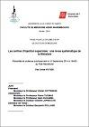 Les centres d'injection supervisés : une revue systématique de la littérature