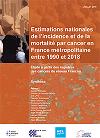 Estimations nationales de l'incidence et de la mortalité par cancer en France métropolitaine entre 1990 et 2018. Étude à partir des registres des cancers du réseau Francim