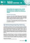 Evolution des usages et de l'offre de drogues au temps du COVID-19 : observations croisées du dispositif TREND
