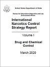2020 INCSR. Vol. I: Drug and chemical control. Vol. II: Money laundering