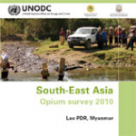 South-East Asia Opium survey 2010