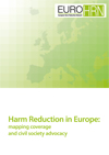 Harm reduction in Europe: coverage and civil society advocacy