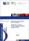 Tendances récentes sur les usages de drogues à Lyon en 2017