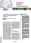 Drogues, enjeux internationaux, n°13 - Décembre 2020 - La Géorgie et les drogues illicites : trafics, usages et politiques publiques