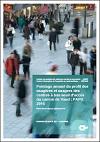 Pointage annuel du profil des usagères et usagers des centres à bas seuil d'accès du canton de Vaud : PAPU 2016