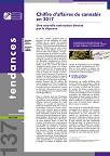 Tendances, n°137 - Mars 2020 - Chiffre d'affaires du cannabis en 2017. Une nouvelle estimation directe par la dépense