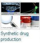 Synthetic drug production in Europe