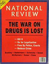 The war on drugs is lost