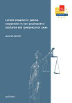 Current situation in judicial cooperation in new psychoactive substance and (pre)precursor cases. Analysis report